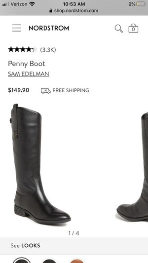 Sam Edelman Penny Tall Boots - sz 7.5 - brand-new for Sale in Phoenix, AZ