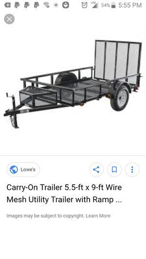 Brand new trailer for Sale in Glen Burnie, MD