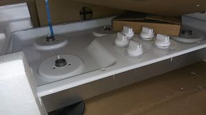 New 5 Burner Cook Top White for Sale in Corona, CA