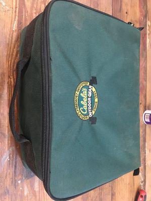 Fishing reel storage bag for Sale in Portland, OR