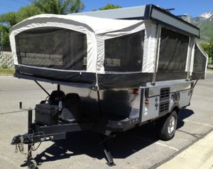 Fleetwood E1 Off-Road Tent Trailer for sale for Sale in Portsmouth, VA