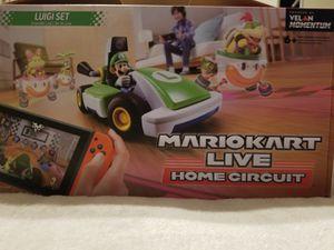 Mario kart Live - Luigi for Sale in Claremont, CA