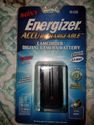 Sony camcorder/digital camera battery for Sale in Houston, TX