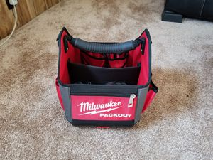 Milwaukee Packout 11in Tool Bag New Never Used for Sale in Brighton, CO