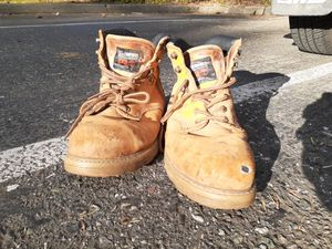 "MEN'S TIMBERLAND PRO® PIT BOSS 6"" STEEL TOE WORK BOOTS for Sale in Lynnwood, WA"