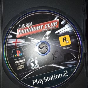 Midnight Club Street Racing -PS2 for Sale in Hialeah, FL