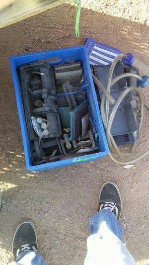 Fish tank filters pumps etc for Sale in Scottsdale, AZ