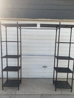 Expandable closet organizer for Sale in Whittier, CA