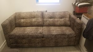 Free sofa sleeper queens size for Sale in Miami, FL