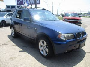 2006 BMW X3 for Sale in Houston, TX