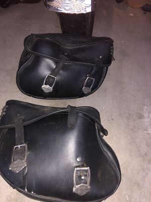 Motorcycle Harley Davidson Saddlebags make a offer for Sale in Westminster, CO