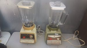 Vintage blenders $20 each for Sale in Compton, CA
