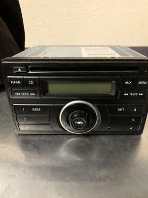 2012 Nissan Versa stereo for Sale in Las Vegas, NV