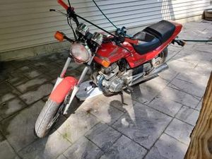 2001 Honda cb nighthawk for Sale in Halifax, MA