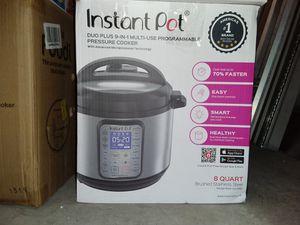 Instant Pot 8 for Sale in Virginia Beach, VA