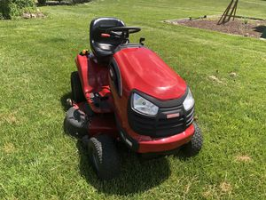 "Craftsman riding mower 42"" 24 hp v twin great condition not husqvarna John Deere for Sale in Ashburn, VA"