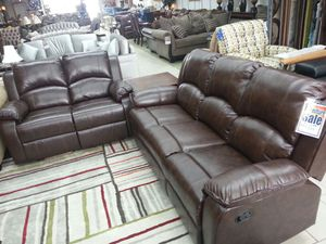2 pc recliner set for Sale in Dearborn, MI