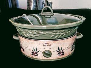 Large Rival Crockpot - $30 OBO for Sale in Tarpon Springs, FL