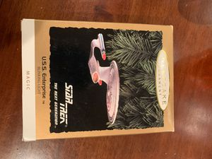 Star Trek Hallmark Ornament- NEW for Sale in Elkton, MD