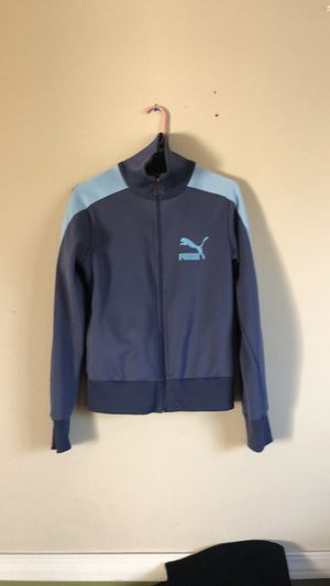 Puma | Classics High Neck Track Jacket Women's Medium for Sale in Lacey, WA