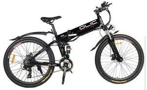 "LMB-26"" LEOPARD MOUNTAIN - Folding Aluminum e-Bike in 5 Colors - Brand New for Sale in Walnut, CA"