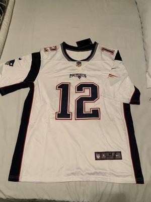 Tom Brady jersey Patriots for Sale in Fresno, CA