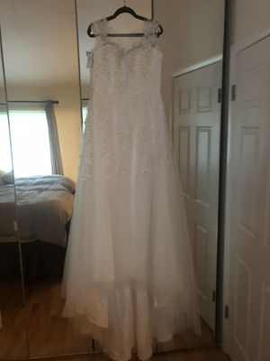Wedding Dress for Sale in Roselle, IL