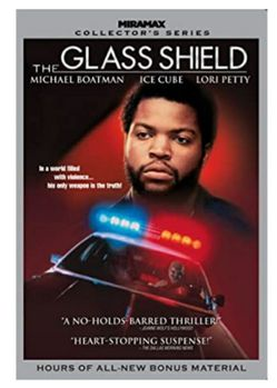 The Glass Shield (Miramax Collector's Series) Dvd brand new factory sealed for Sale in Yakima,  WA