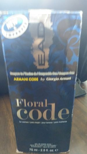 Perfume. Eads ARMANI CODE by GEORGIO ARMANI ( FLORAL CODE) for Sale in St. Louis, MO