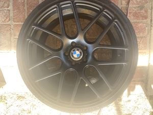 "20"" BMW Staggered Wheels for Sale in Garden Grove, CA"