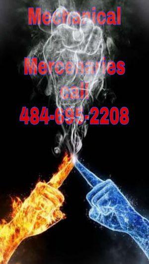 Mechanical Mercenaries HVAC for Sale in PA, US