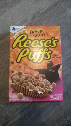 Travis Scott Reese's Puffs for Sale in Elizabeth, NJ