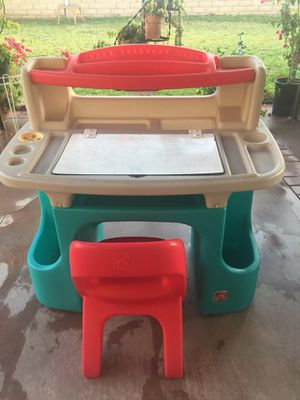Children's Step 2. Desk and chair for Sale in Glendora, CA