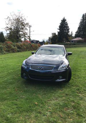Infiniti G37 parts car for Sale in Edgewood, WA