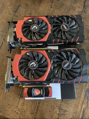 GTX 970 SLI for Sale in Golden, CO