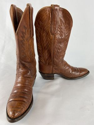 Vintage Tres Outlaws Falconhead Womens Boots Size 5.5 Lizard Skin *Read Notes* for Sale in Mesa, AZ