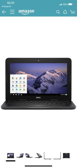 Dell Chromebook Laptop for Sale in Tacoma, WA