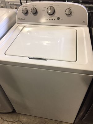 "Whirlpool Washer + Warranty 27"" for Sale in Vancouver, WA"