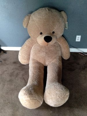 Biggest teddy bear 6ft tall for Sale in E RNCHO DMNGZ, CA