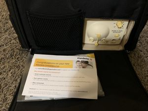 Medela on the go tote BP for Sale in Los Angeles, CA