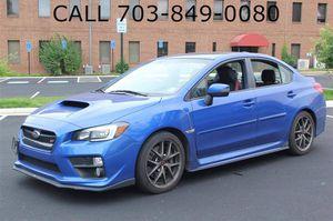 2017 Subaru WRX for Sale in Fairfax, VA