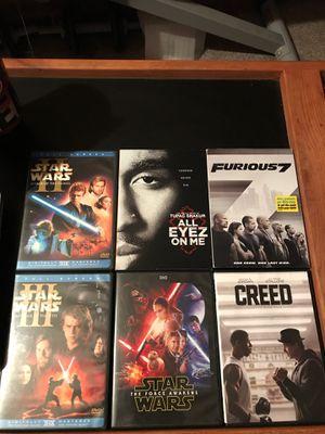 6- classic movies for Sale in Cincinnati, OH