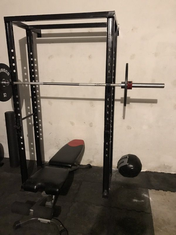 Squat rack wall mounted for sale in miami fl offerup