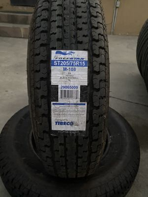 Tires for Sale ST205/75R15 for Sale in Norwalk, CA