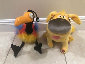 UP MOVIE PLUSHES for Sale in Pompano Beach, FL