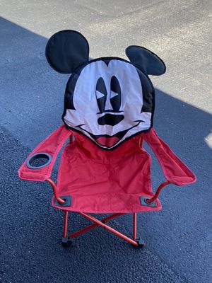 Toddler Mickey Mouse chair for Sale in Plainfield, IL