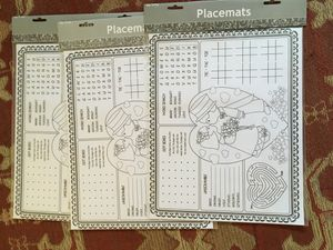 Kid Placemats for Wedding for Sale in Alexandria, VA