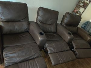 Recliner Couch for Sale in Mesa, AZ
