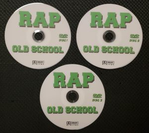 Old School Rap Classics Music Videos Vol 1 (3 DVD's) for Sale in Riverside, CA