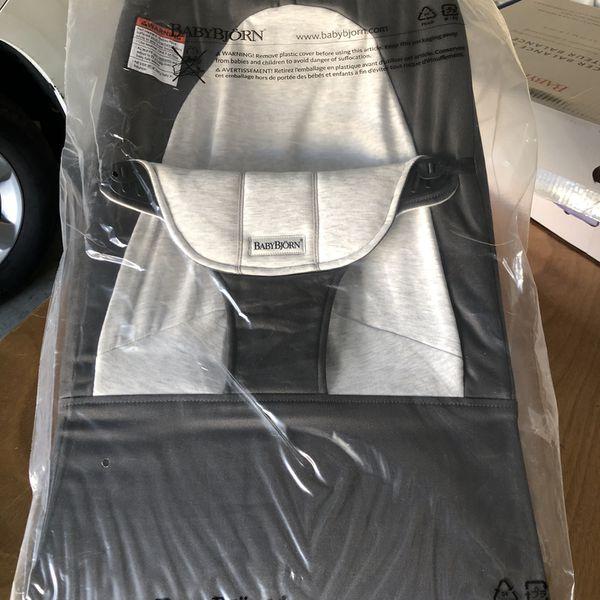 BabyBjorn Bouncer - Light Grey